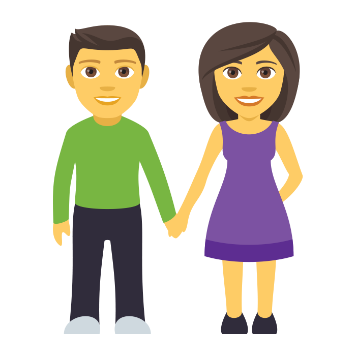 Emoji of Couple