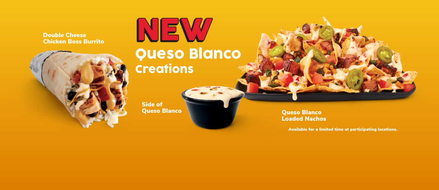 New Queso Blanco Creations